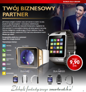 Smartwatch  od Oriflame