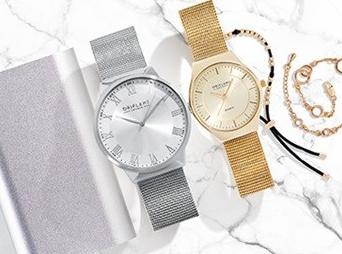 nagrody zegarki od Oriflame