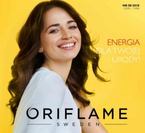 katalog Oriflame 8 - 2018