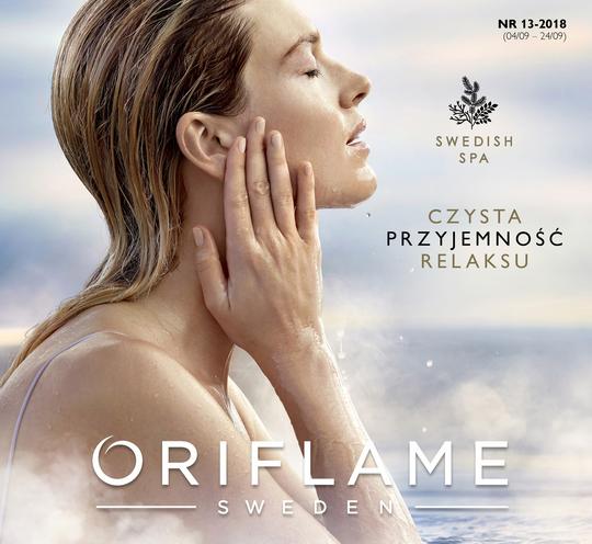katalog Oriflame 13 2018