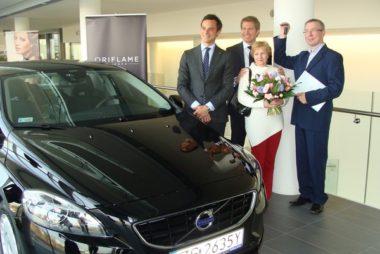 Dyrekcja Oriflame, Volvo i my