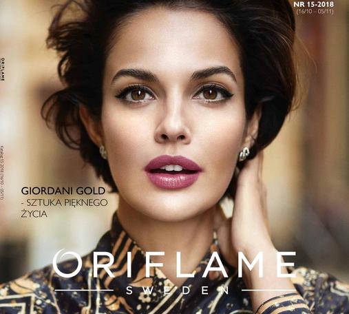 Katalog Oriflame 15 - 2018