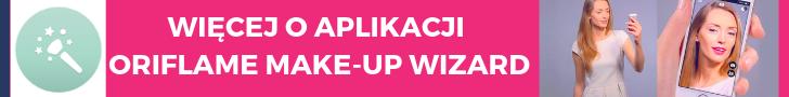 Więcej o Aplikacji Oriflame Make-up Wizard wirtualny makijaż