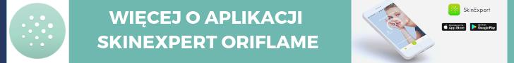 Więcej o Aplikacji SkinExpert Oriflame