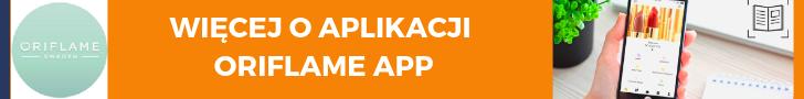 Więcej o aplikacji Oriflame App