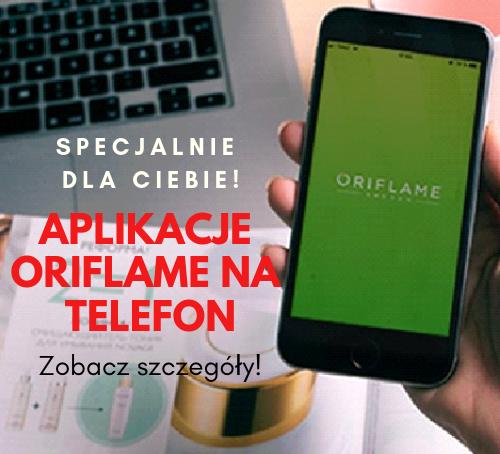 Aplikacje na telefon z Oriflame dla Ciebie