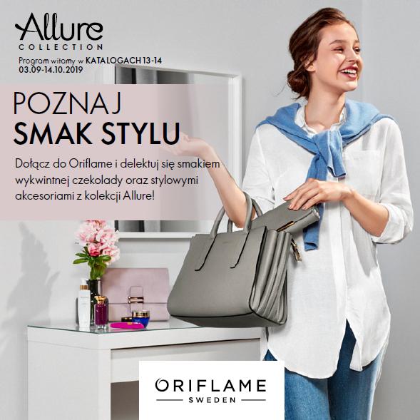Poznaj smak stylu z Oriflame