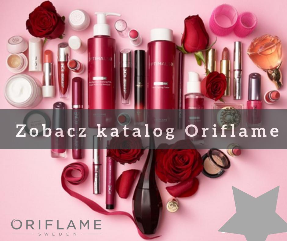 aktualny katalog Oriflame