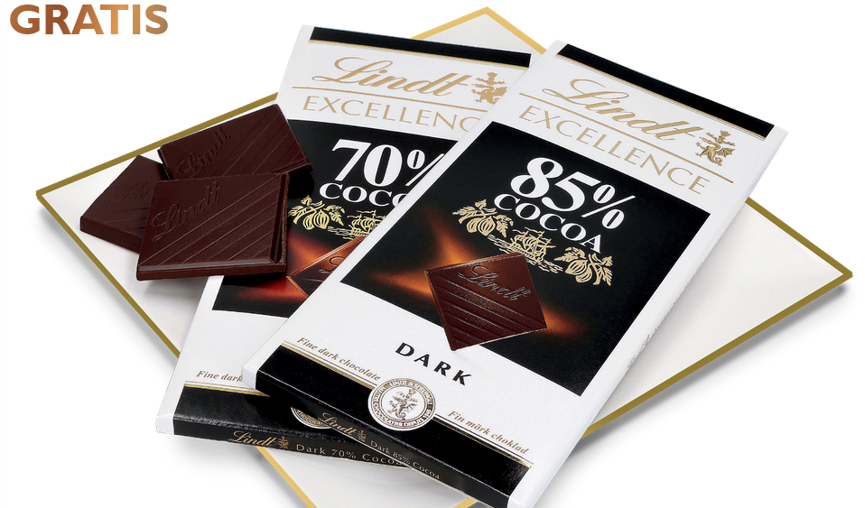 loteria czekolada czekolada od Oriflame